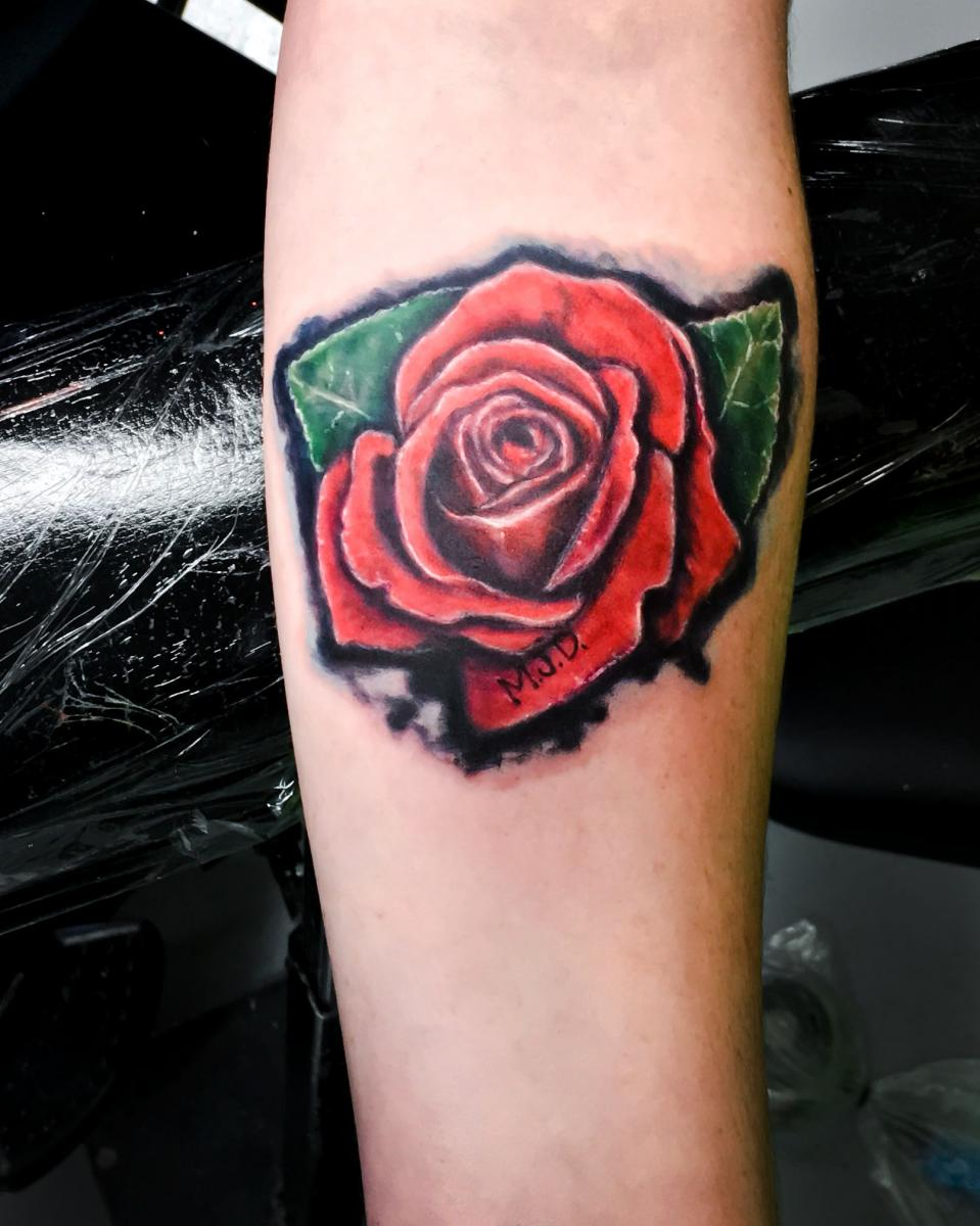 Color Tattoos Photo Gallery - Tattoo Artist Fufred St Petersburg FL ...