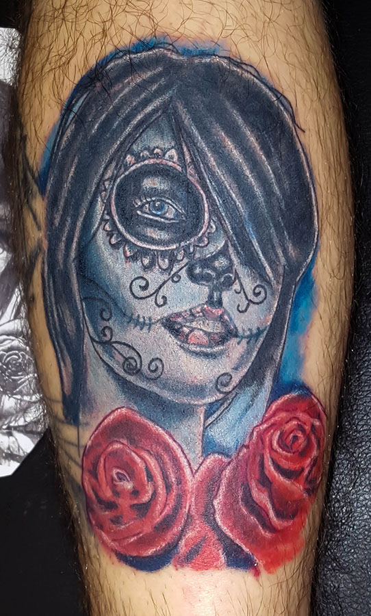 Color tattoos photo gallery tattoo artist fufred st for Best tattoo artist in florida