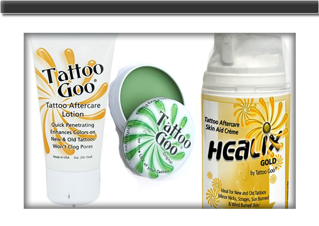 After care tattoos st petersburg fl artist fufred for Does tattoo goo really work