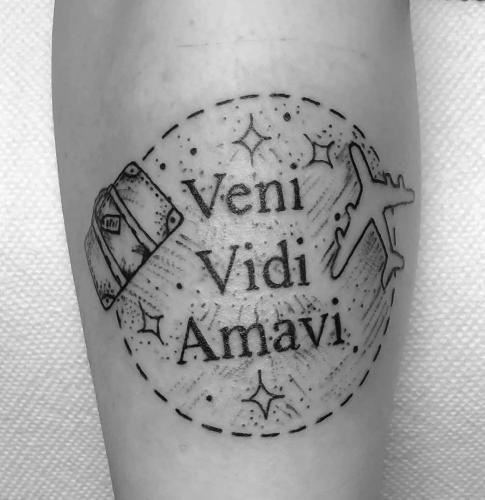 Veni, Vidi, Amavi