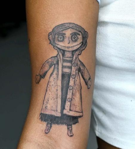 Coraline's Doll