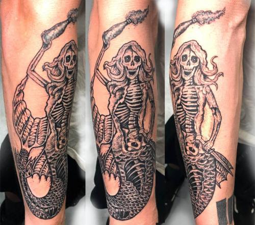 evil-mermaid-tattoo