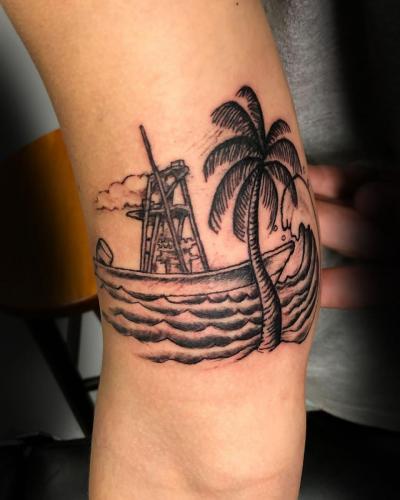 Fishing Boat life