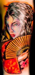 geisha women