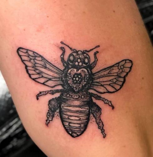 Gucci Design Bumblebee Design