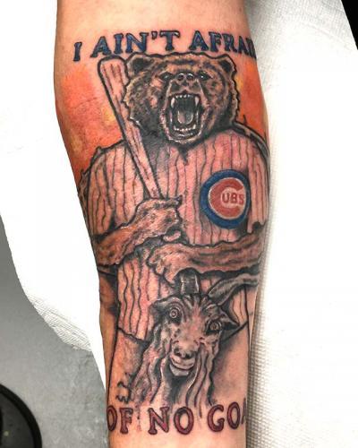 Cubs Curse