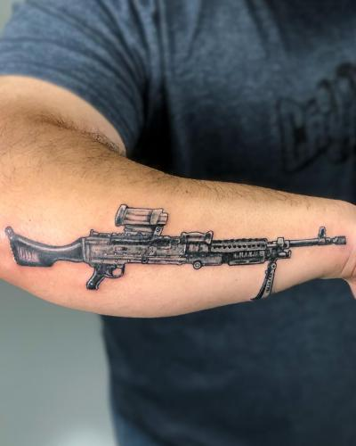 M240 Gun