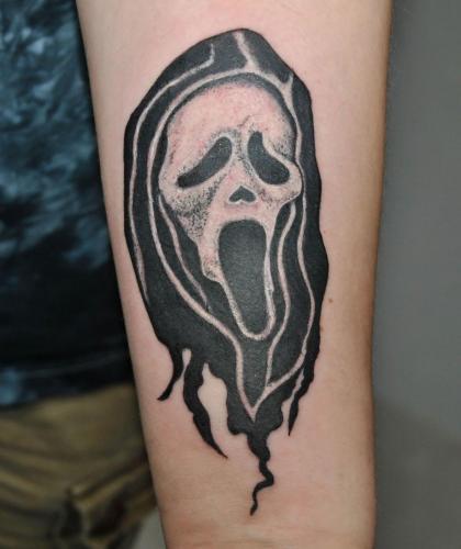 Scream Horror Mask