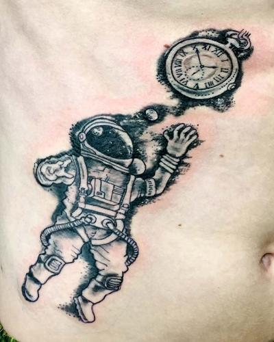 Astronaut Time